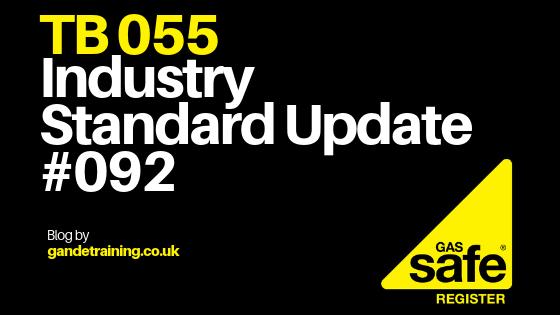 Industry Standard Update 092